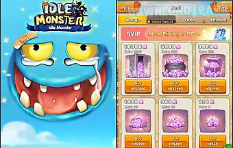 Idle monster
