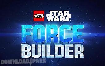 Lego star wars: force builder