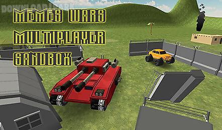 memes wars multiplayer sandbox