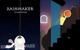 Rainmaker: the beautiful flood