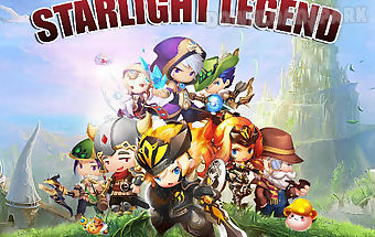 Starlight legend mmorpg