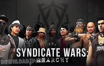 Syndicate wars: anarchy