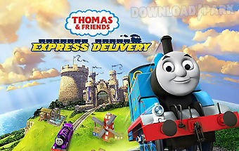 Thomas and friends: express deli..