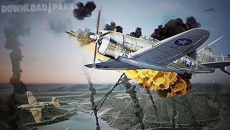 world warplane war: warfare sky