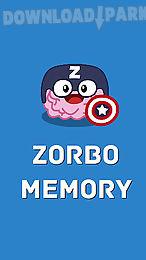 zorbo memory: brain training
