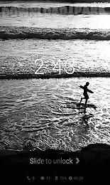 black and white 2 dodol theme
