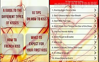 How to kiss - ultimate guide t