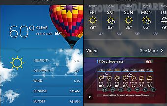 Newschannel 10 weather tracker
