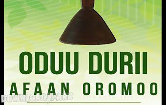 Oduu durii oromoo fables