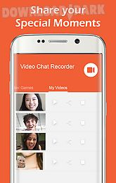video chat recorder for tango