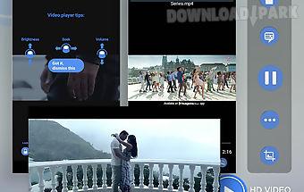 3gp/ mp4/avi hd video player