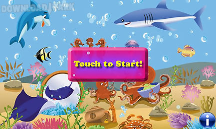 fishes puzzles for toddlers !