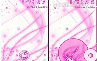 Go locker pink chill