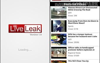 Liveleak official