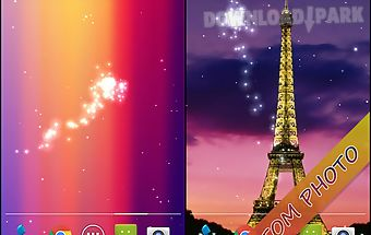 Magic light live wallpaper