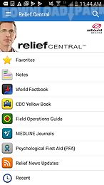 relief central