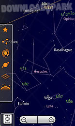 Sky map Android App free download in Apk Google Sky Map App on