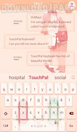touchpal forever love theme