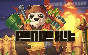 Panda hit