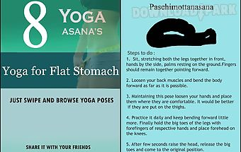 8 yoga poses for flat stomach