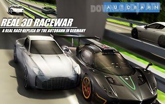 Autobahn asphalt: highway race