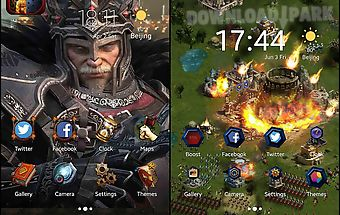 Clash of kings abc launcher
