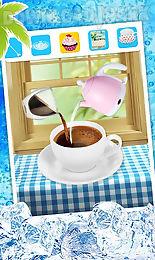 coffee maker - free kids games