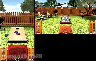 Cornhole ultimate: 3d bag toss