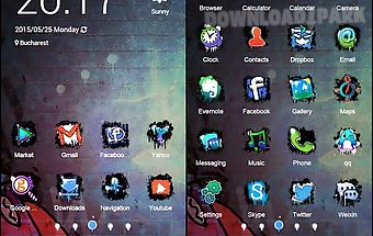 Graffiti zero launcher