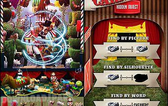 Hidden object - carnival free!