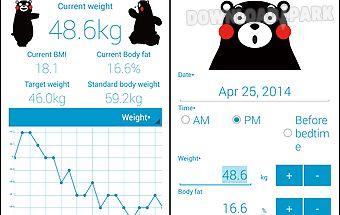 Kumamon weight
