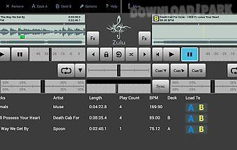 Zulu dj mixer free