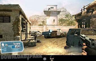 Army shooter ii