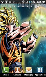 Dragon ball z live wallpaper Android Papel de parede ...