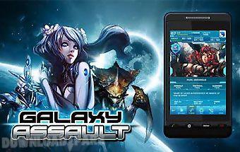 Galaxy assault