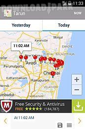 mobile track location tracker