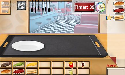 new burger maker-cooking game