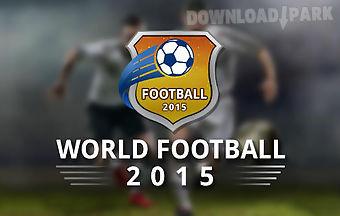 Real football game: world footba..