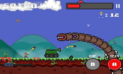 super mega worm