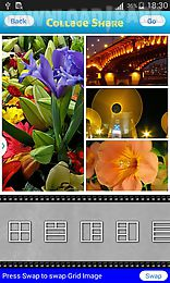 collage share - pic grid