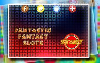 Fantastic fantasy slots free