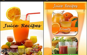 Fruit and vegetable juice recipe..
