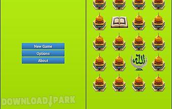 Islam symbols memory game