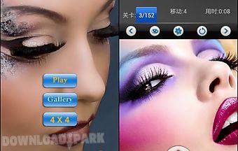 Makeup - eye art