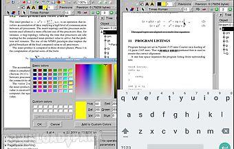 Maxipdf pdf editor and creator