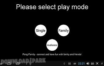 Pong family
