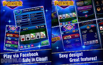 Video poker progressive jackpot