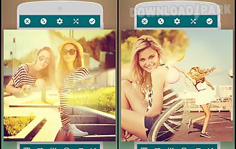 Blender camera: photo blender