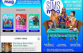 The sims magazine