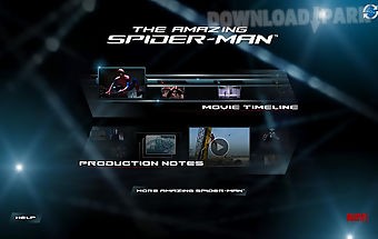 Amazing spider-man 2nd screen